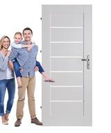 Drzwi wewnętrzne Milton ościeżnica RAMOWE futryna