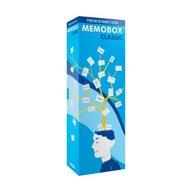 MEMOBOX CLASSIC - pudełko do nauki z fiszek