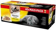 SHEBA mokra karma dla kotów mix smaków 40x85g