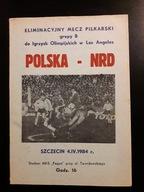 POLSKA - NRD 1984r