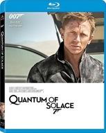 QUANTUM OF SOLACE 007 BOND BLU-RAY PL NOWY FOLIA