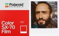 Polaroid Originals Color wkład do aparatu SX-70