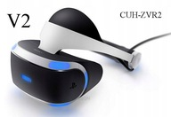 GOGLE VR V2 PS4 PLAYSTATION 4 NOWY MODEL CUH-ZVR2
