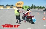 Szkolenie motocyklowe - 125-bez prawa jazdy kat.A