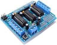 Motor Shield L293D Arduino Sterownik Silnika DC FV