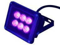 Halogen Naświetlacz Lampa LED UV ultrafiolet 18W