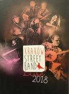 Kraków Street Band - Live 2018 (płyta DVD)