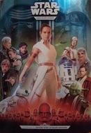 Star Wars Album kolekcjonerski na karty Kaufland