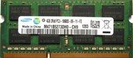4GB DDR3 1333MHz 2Rx8 PC3-10600S 09-11-F3 SAMSUNG