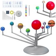 Zbuduj Układ Słoneczny Model Planety Zestaw DIY