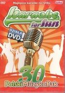 Karaoke for Fun PolskiMuzykoPak 30 piosenek +Bonus