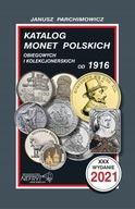 Katalog monet polskich 2021 - Parchimowicz 30 wyd.