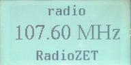 Radio FM stereo z RDS -em ARDUINO-DEM kit Arduino