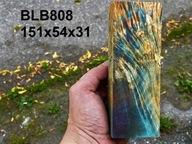 Drewno stabilizowane bloczek BLB808