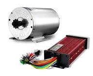 Zestaw BLDC Silnik + sterownik RE4 48V 1000W