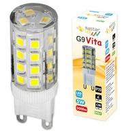 Żarówka LED G9 SMD 2835 5W 230V 500lm do żyrandoli