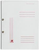 Skoroszyt oczkowy A4 do 150 kartek 250g biały