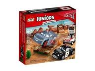 Lego 10742 Juniors klocki Trening szybkości
