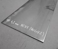 Stal NCV1 /80CrV2/1.2235, formatka #4,2x40x350 mm