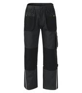 Spodnie robocze męskie XXL ebony gray RANGER ADLER