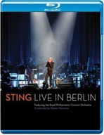 STING LIVE IN BERLIN BLU-RAY
