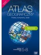Atlas geograficzny 5-8 Nowa Era 2020