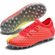 Puma buty dziecięce korki piłkarskie Future 5.4 36