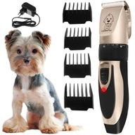 Maszynka do Strzyżenia Psów Psa Zwierząt Zestaw XL