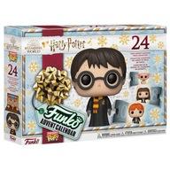 Harry Potter Funko Pop Kalendarz Adwentowy 24x