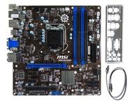 PŁYTA GŁÓWNA MSI B85M-E43 DASH s.1150 DDR3 INTEL