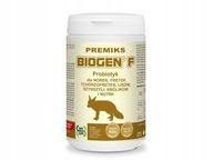 BIOGEN F 1 kg - probiotyk dla zwierząt futerkowych