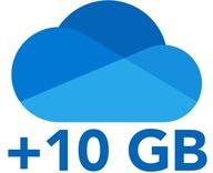 OneDrive.com 10GB DOŻYWOTNIE DOŁADOWANIE