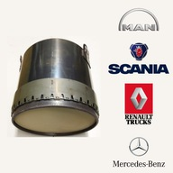 DPF Scania EURO 6- Regeneracja w 24h- 2 lata gwar.