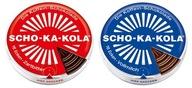 Czekolada Scho-Ka-Kola gorzka i mleczna z kofeiną