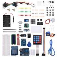 Zestaw startowy Arduino UNO R3 CH340 KIT XXL