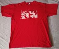BAD BRAINS koszulka size L