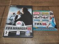FIFA MANAGER 06 PREMIEROWA PL/ENG PC+GRATIS