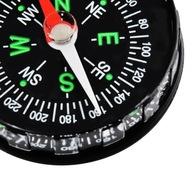 Kompas Kieszonkowy Turystyczny Busola dla Turysty