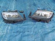 LAMPY PRZÓD XENON KOMPLET BMW E90 E91 FL LIFT