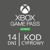 Xbox Live Gold 14 dni + Game Pass 14 dni XBOX ONE