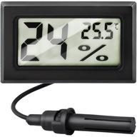 Higrometr Termometr Wilgotnościomierz Miernik 2w1