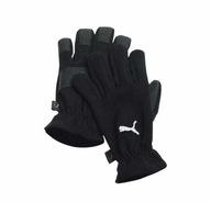 Rękawiczki Puma piłkarskie bramkarskie czarne 9