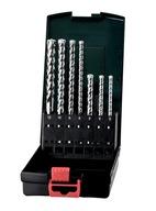 METABO Zestaw wierteł SDS PLUS P4P 5-12mm 7szt