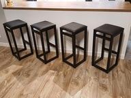 Hooker, stołek, krzesło barowe do studia lub domu