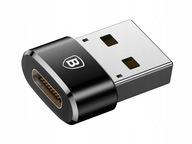 Baseus Adapter Przejściówka z USB C na USB typ A