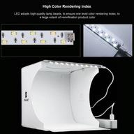 Przenośna LED Mini Photo Studio Składany Fill-In F