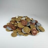 Żetony monety do gier RPG - Warhammer DnD PANDAREK