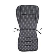 Dwustronna wkładka do wózka Mini Dots