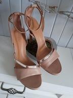 Sandały szpilki Kazar 40 skóra