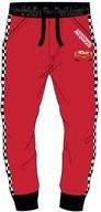 Spodnie dresowe cienkie AUTA ZYGZAK McQUEEN